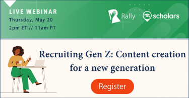 [Live Webinar] Recruiting Gen Z: Content creation for a new generation
