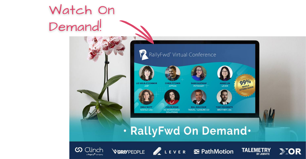 Register now for RallyFwd - May 5, 2021