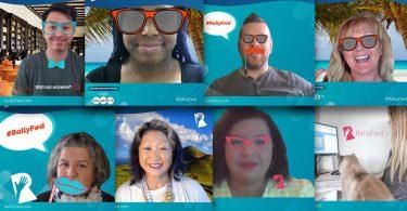 RallyFwd Virtual Photo Booth
