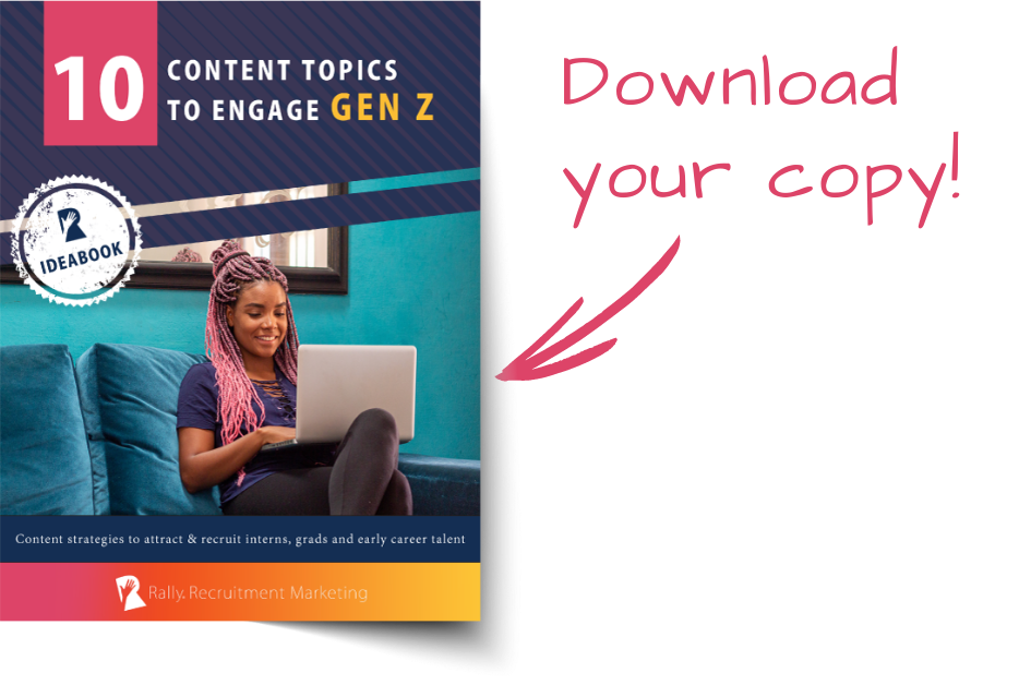 Ideabook: 10 Content Topics to Engage Gen Z