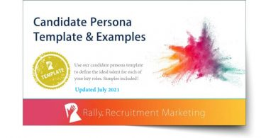 Candidate Persona Template and Examples