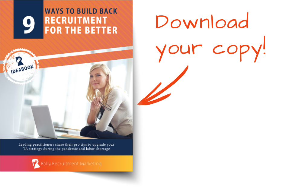 [Ideabook] 9 Ways to Build Back Recruitment for the Better