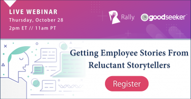 Getting Employee Stories From Reluctant Storytellers